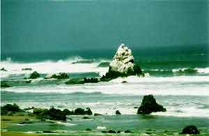 Bayovar Beach - Surfing Beaches in Peru