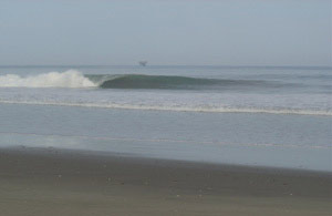 El Golf Beach - Surfing Beaches in Peru