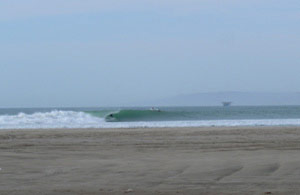 Lobitos Beach - Surfing Beaches in Peru
