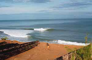 Los Organos Beach - Surfing Beaches in Peru