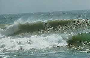 Panic Point Beach - Surfing Beaches in Peru