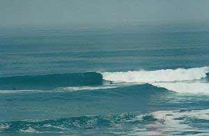 El Peñascal Beach - Surfing Beaches in Peru