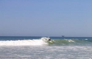 Las Piscinas Beach - Surfing Beaches in Peru