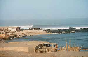 Puemape Beach - Surfing Beaches in Peru