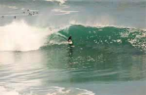 Puerto Fiel Beach - Surfing Beaches in Peru