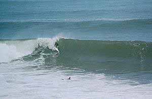 Santa Rosa Beach - Surfing Beaches in Peru