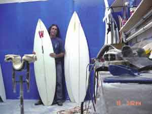 PERU SURF GUIDES - WAYO SURFBOARDS
