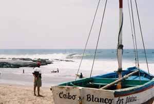 PERU SURF GUIDES - PLAYA CABO BLANCO